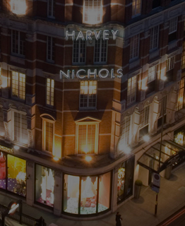 Demi CDP - London - Harvey Nichols Knightsbridge